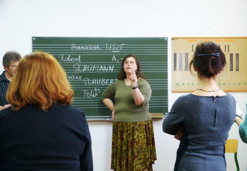 Warsztaty śpiewacze dla dorosłych