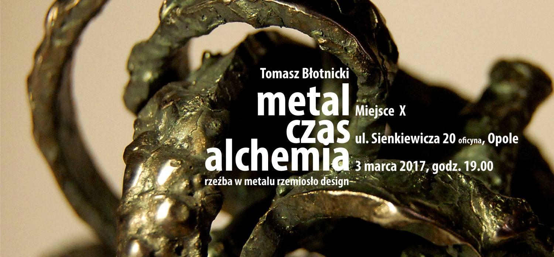 Metal, czas, alchemia