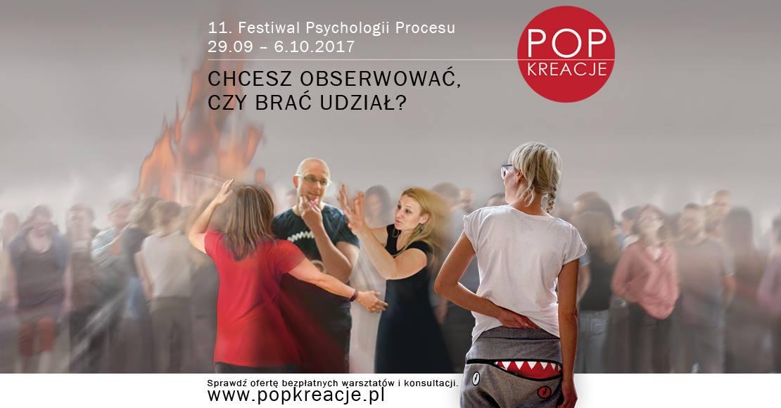 POP Kreacje - Festiwal Psychologii w OPOLU